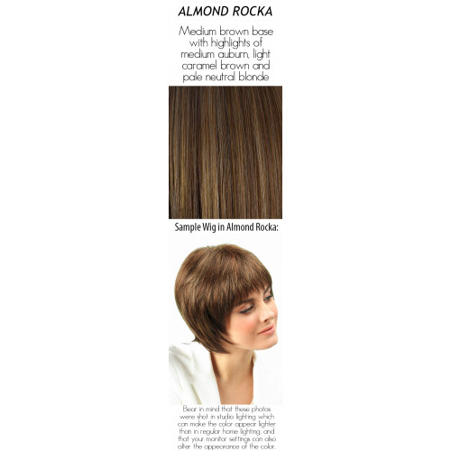 Select a color: Almond Rocka