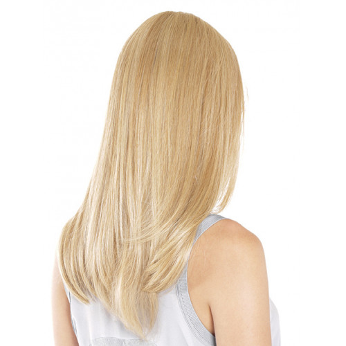 "Lace Front Mono Top Straight Topper by BelleTress, 14"" or 18"""
