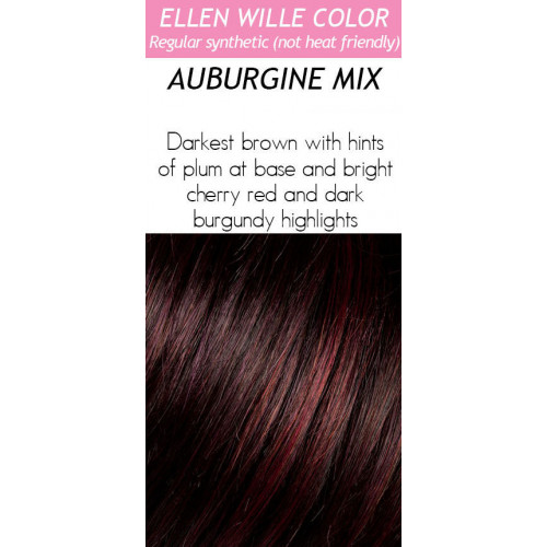 Color Choices: Aubergine Mix