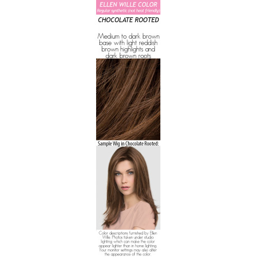 Color Choices: Chocolate Rooted