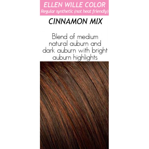 Color Choices: Cinnamon Mix