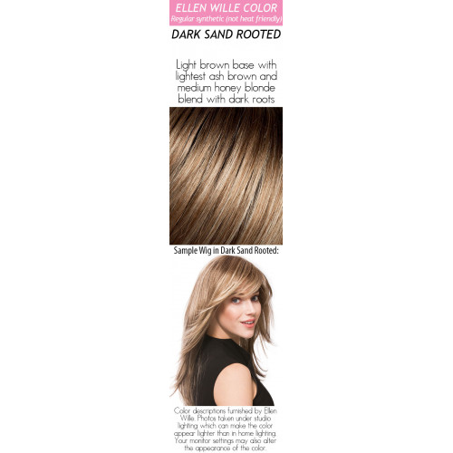 Color Choices: Dark Sand Rooted