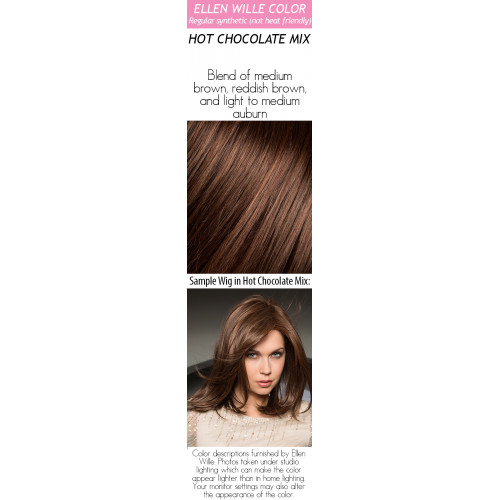Color Choices: Hot Chocolate Mix
