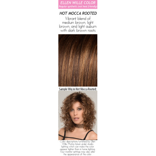Color Choices: Hot Mocca Rooted
