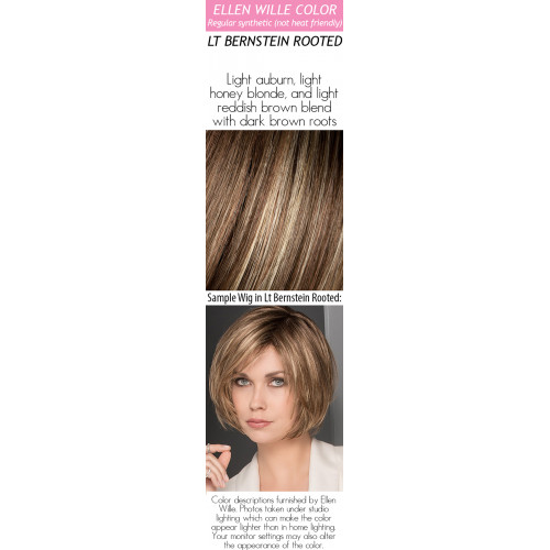 Color Choices: Light Bernstein Rooted