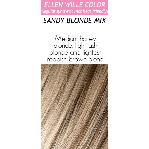 Color Choices: Sandy Blonde Mix