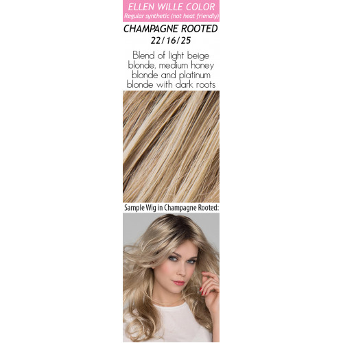 Color Choices: Champagne Rooted
