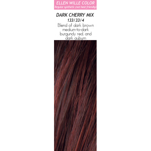 Color Choices: Dark Cherry Mix