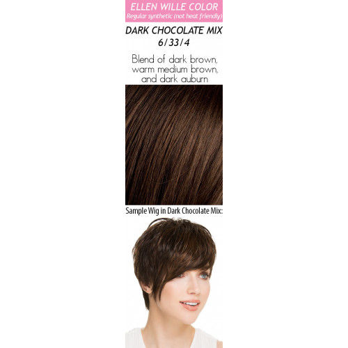 Color Choices: Dark Chocolate Mix