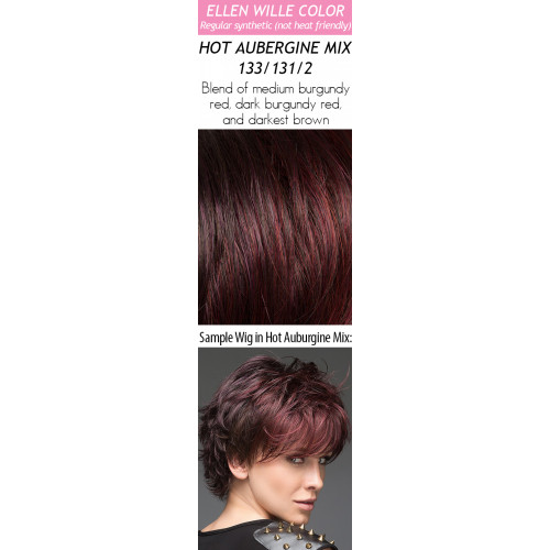 Color Choices: Hot Aubergine Mix