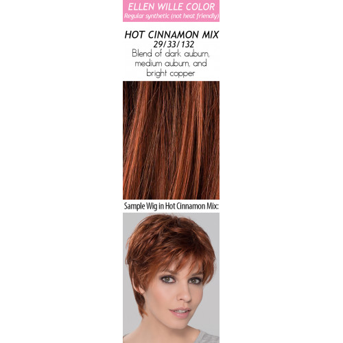 Color Choices: Hot Cinnamon Mix