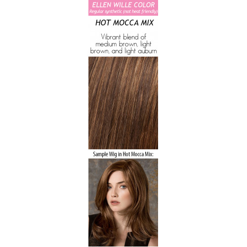 Color Choices: Hot Mocca Mix