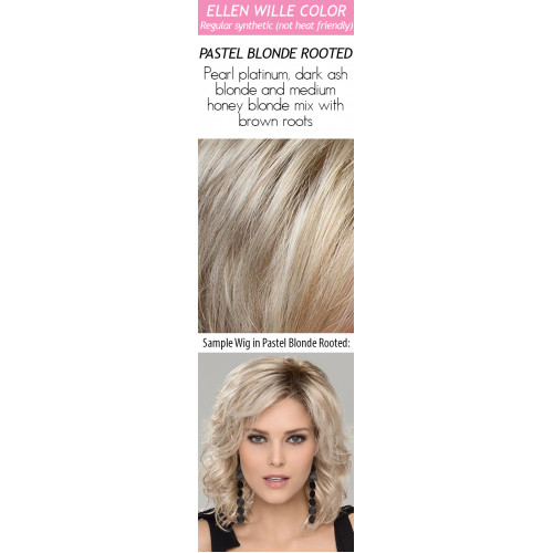 Color Choices: Pastel Blonde Rooted