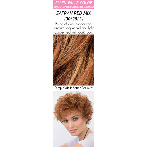 Color Choices: Safran Red Mix