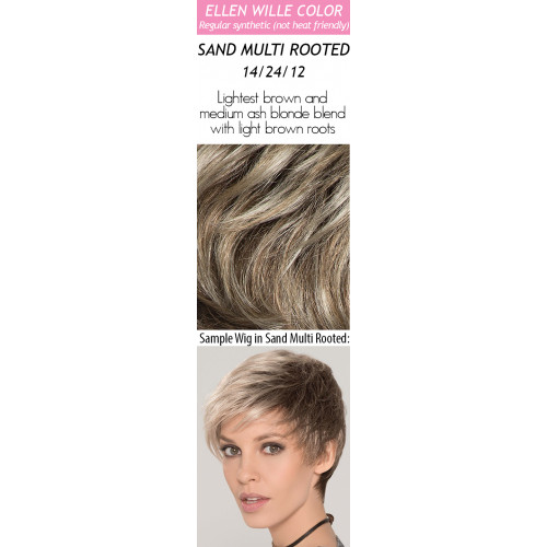 Color Choices: Sand Multi Rooted