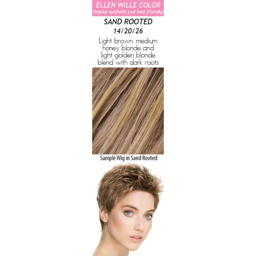 Color Choices: Sand Rooted