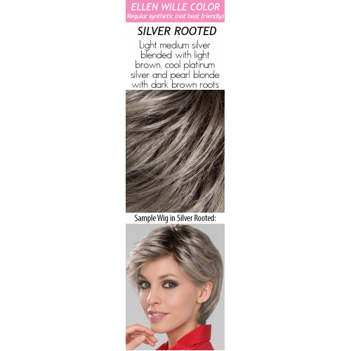 Color Choices: Silver Rooted