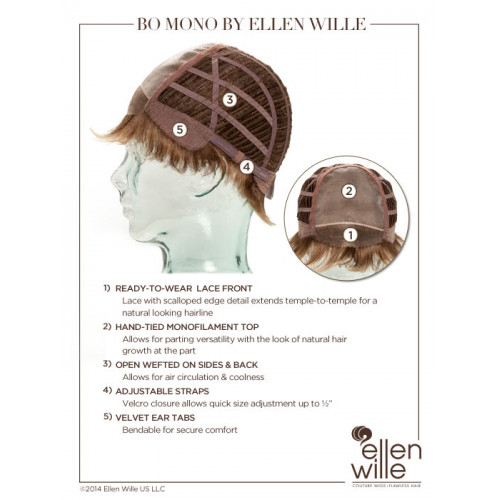 Bo Mono by Ellen Wille