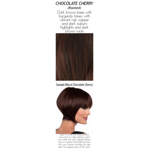 Envy Color: Chocolate Cherry (Rooted)