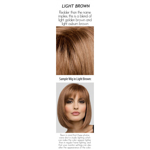 Envy Color: Light Brown