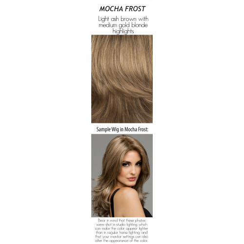 Envy Color: Mocha Frost