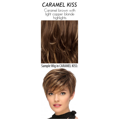 Color choices: CARAMELKISS