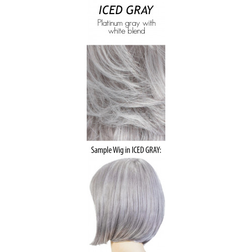 Color choices: ICED GRAY