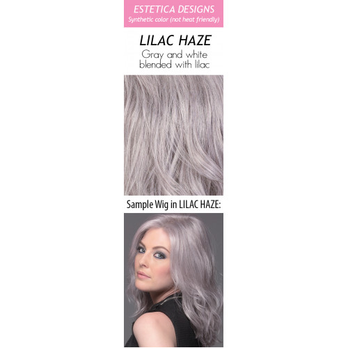 Color choices: LILAC HAZE (New Color!)