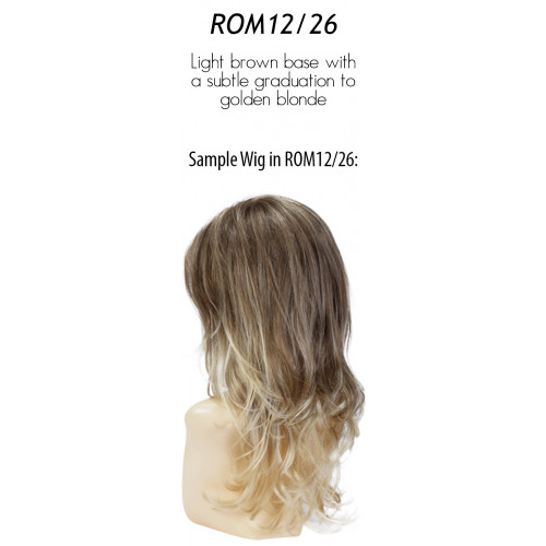 Color choices: ROM12/26 (Ombre)