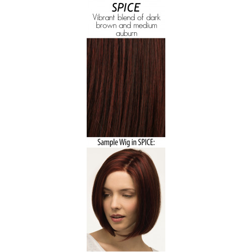 Color choices: SPICE