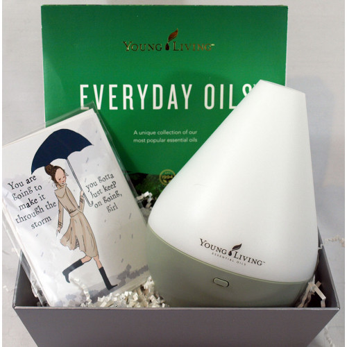 Essential Oil Gift Basket by Young Living (Large)