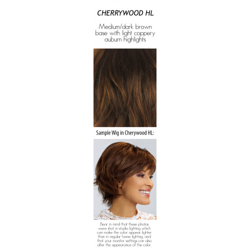 Please select a color: Cherrywood HL