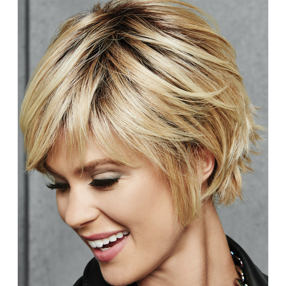 Textured Fringe Bob By Hairdo