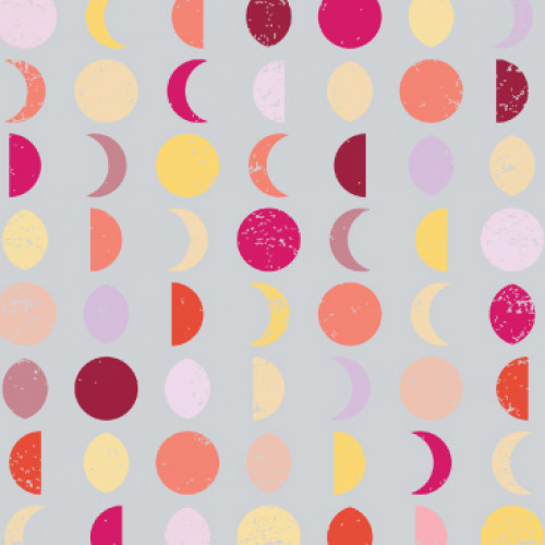 Color / Pattern: Phases