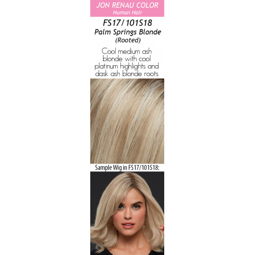 Select your color: FS17/101S18 PALM SPRINGS BLONDE (Rooted) (Renau Exclusive Color) New Color!