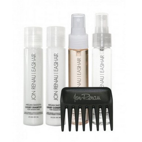 Jon Renau Human Hair Travel Kit