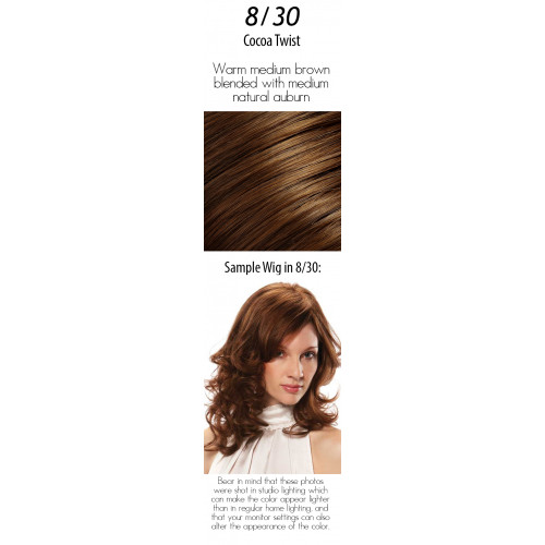 Select your color: 8/30  Cocoa Twist