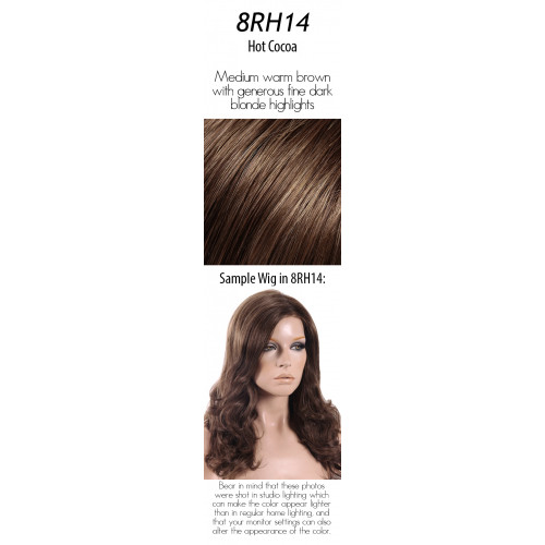Select your color: 8RH14  Hot Cocoa