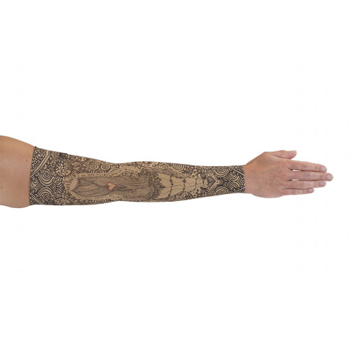 Beauty-Full Beige Arm Sleeve by LympheDivas