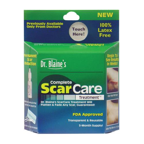 Dr. Blaine's Complete ScarCare Treatment Kit