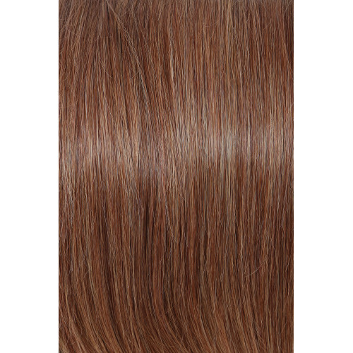 Salon Inspired Color: R3025S+  GLAZED CINNAMON
