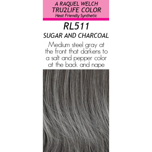 Shade: RL511  SUGAR & CHARCOAL