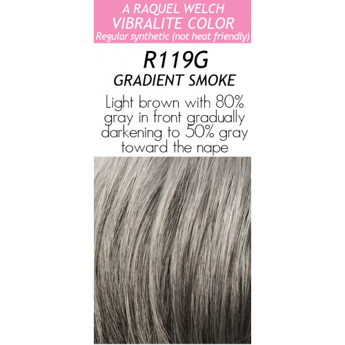 Shade: R119G  GRADIENT SMOKE