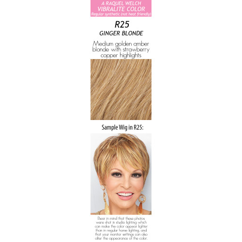 Shade: R25  GINGER BLONDE
