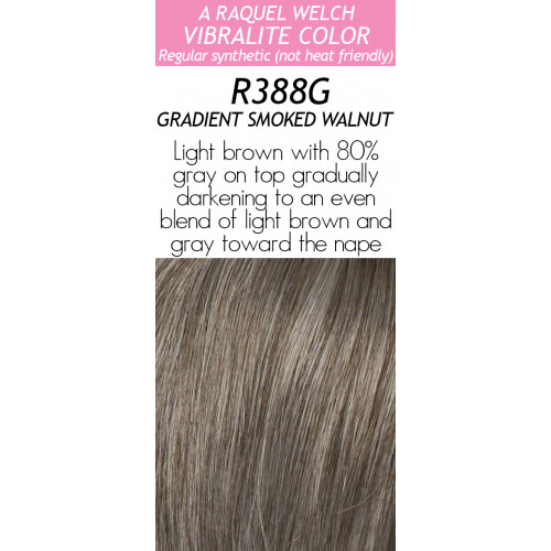 Shade: R388G  GRADIENT SMOKED WALNUT