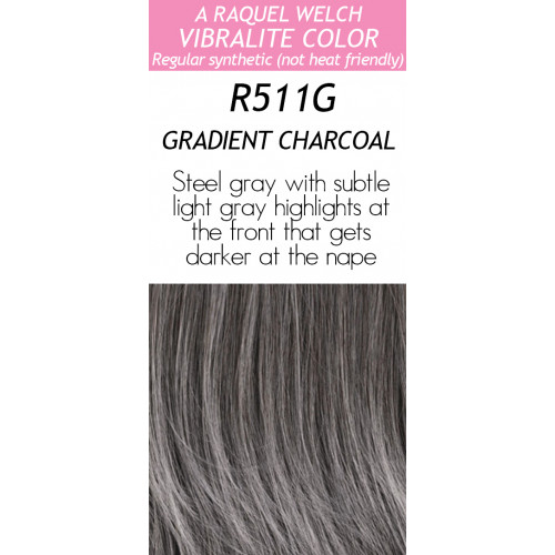 Shade: R511G  GLAZED CHARCOAL