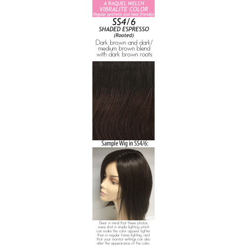 Shade: SS4/6  SHADED ESPRESSO (Rooted)