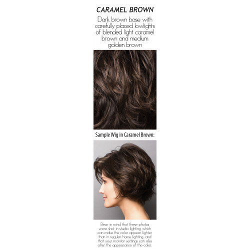 Shades: Caramel Brown