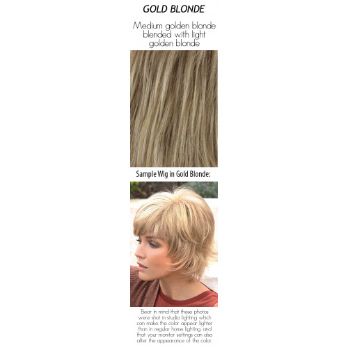 Shades: Gold Blonde