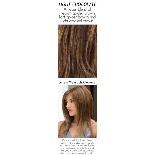 Shades: Light Chocolate